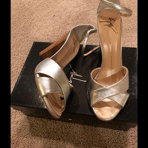 Giuseppe Zanotti shoes. Size 7. Brand new with box